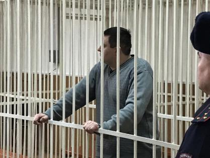 Андрея Ларина, погубившего супругу уксусной кислотой, приговорили к 19 годам колонии строго режима