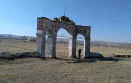 Пыльная буря в Забайкальском районе принесла с собой пожары
