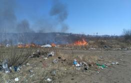 Пожар, угрожавший Витимскому рынку, ликвидирован
