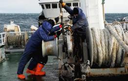 Механик рыболовного судна – самая высокооплачиваемая работа в России
