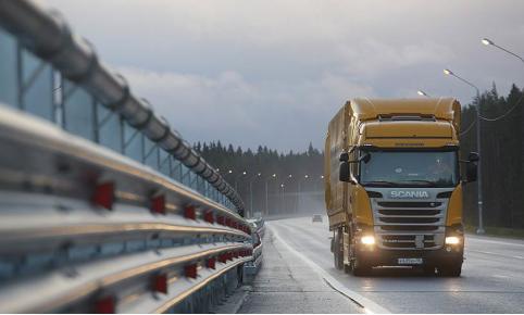 Цены на перевозку продуктов поднялись на 160 процентов