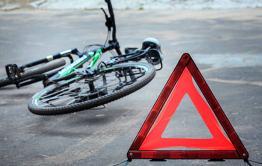В Борзе водитель легковушки сбил велосипедиста