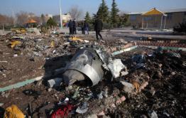 Иран признал, что украинский самолёт был сбит ракетой
