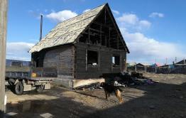 Нужна помощь семье из Борзи, пострадавшей от пожара