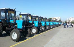 Житель села Тасырхой заявил право на трактор как погорелец