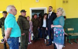 Осипов о строительстве новой школы в Борзе - 2: «Нужно больше, чем 500 мест»