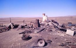 Пострадавшие от пожаров жители Усть-Ималки недовольны волокитой в получении жилья
