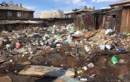 Новая мусорная столица России: вонь на Белорусской