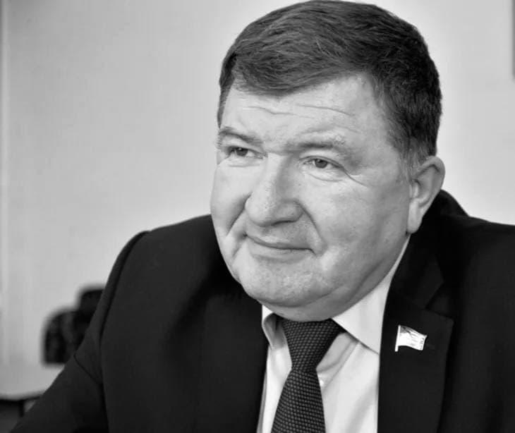 Скончался председатель заксобрания Забайкалья Игорь Лиханов