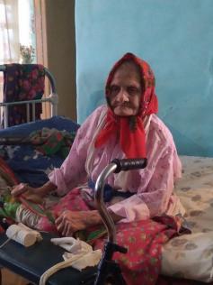 Скончалась долгожительница из Красночикойского района Варвара Иванова — ей был 101 год