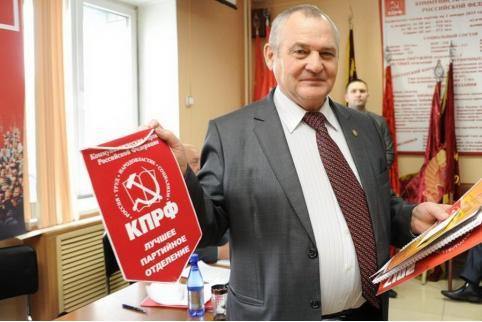 Глава забайкальского крайкома КПРФ заразился коронавирусом
