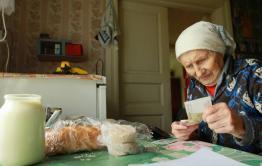 Пенсионерке из Ясногорска не хватает денег на хлеб. Помогите!