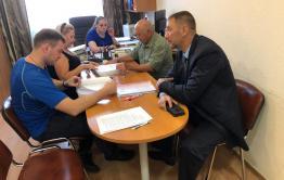 Еще два претендента на кресло губернатора Забайкалья сдали подписи в Избирком