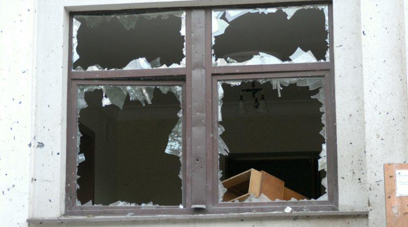 Жертва обстрела из села Новоборзинское попала в районную больницу