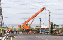 В Чите ограничат движение по железнодорожному переезду на пересечении улиц Лазо и Ярославского