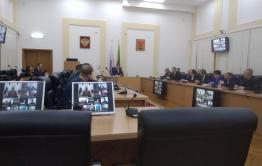 Осипов собрал экстренное совещание из-за пожаров