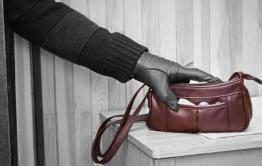 Мужчина украл брендовую сумку за 11 тыс. руб. с витрины бутика в Чите