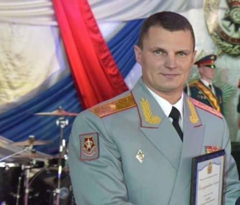 Генерал-майор, служивший в Забайкалье, погиб во время взрыва в Сирии