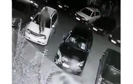 Группа подростков повредила около десятка автомобилей в Чите ночью 21 августа