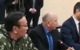 На встрече с Путиным присутствуют главы районов, пострадавших от пожаров