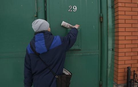 В Адом Сретенского района «Почта России» отправляет газеты и письма с кем попало