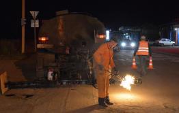 Дорожники в Чите начнут работать в ночную смену