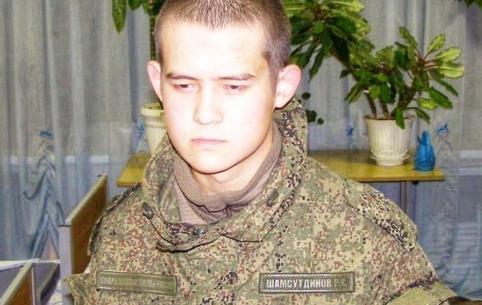 Расстрелявший сослуживцев в Горном Шамсутдинов: Я не ожидал, что попаду в такой ад