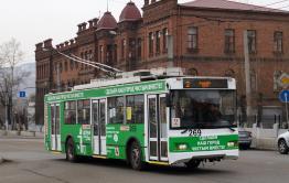 Депутат сообщил о выделении субсидии для строительства троллейбусной линии до КСК