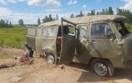 Житель Яблоново угнал и разбил УАЗ администрации, который не смог взять для поездки на рыбалку