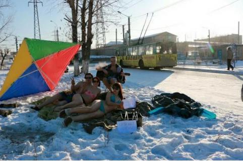 Первый день лета в Забайкалье: заморозки до -3 градусов