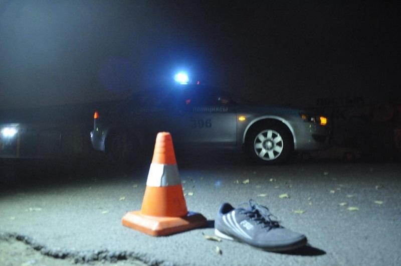 Полиция ищет очевидцев  смертельного ДТП