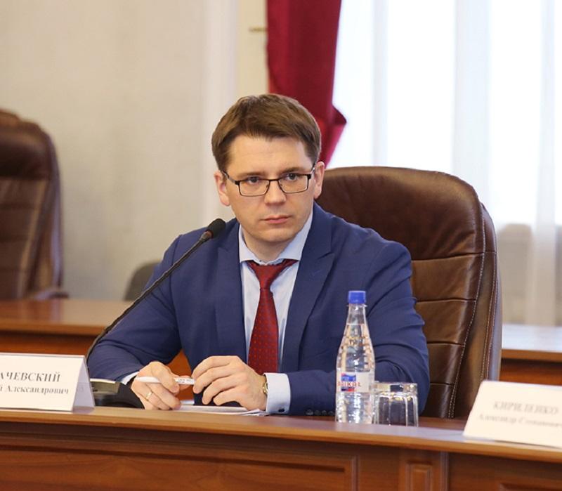 В правительстве Осипова грядет первая отставка?