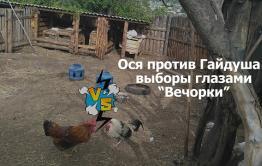 Шок-видео! Выборы губернатора Заяблонья глазами «Вечорки» 18+