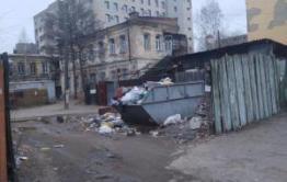 Благодаря помойкам глава администрации Читы Олег Кузнецов прибавил в рейтинге Медиалогии