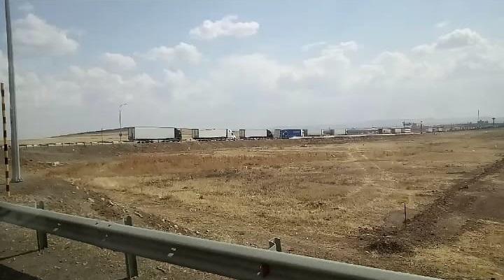 Пробка из фур образовалась на МАПП Забайкальск — ранее Китай ограничил работу грузового направления
