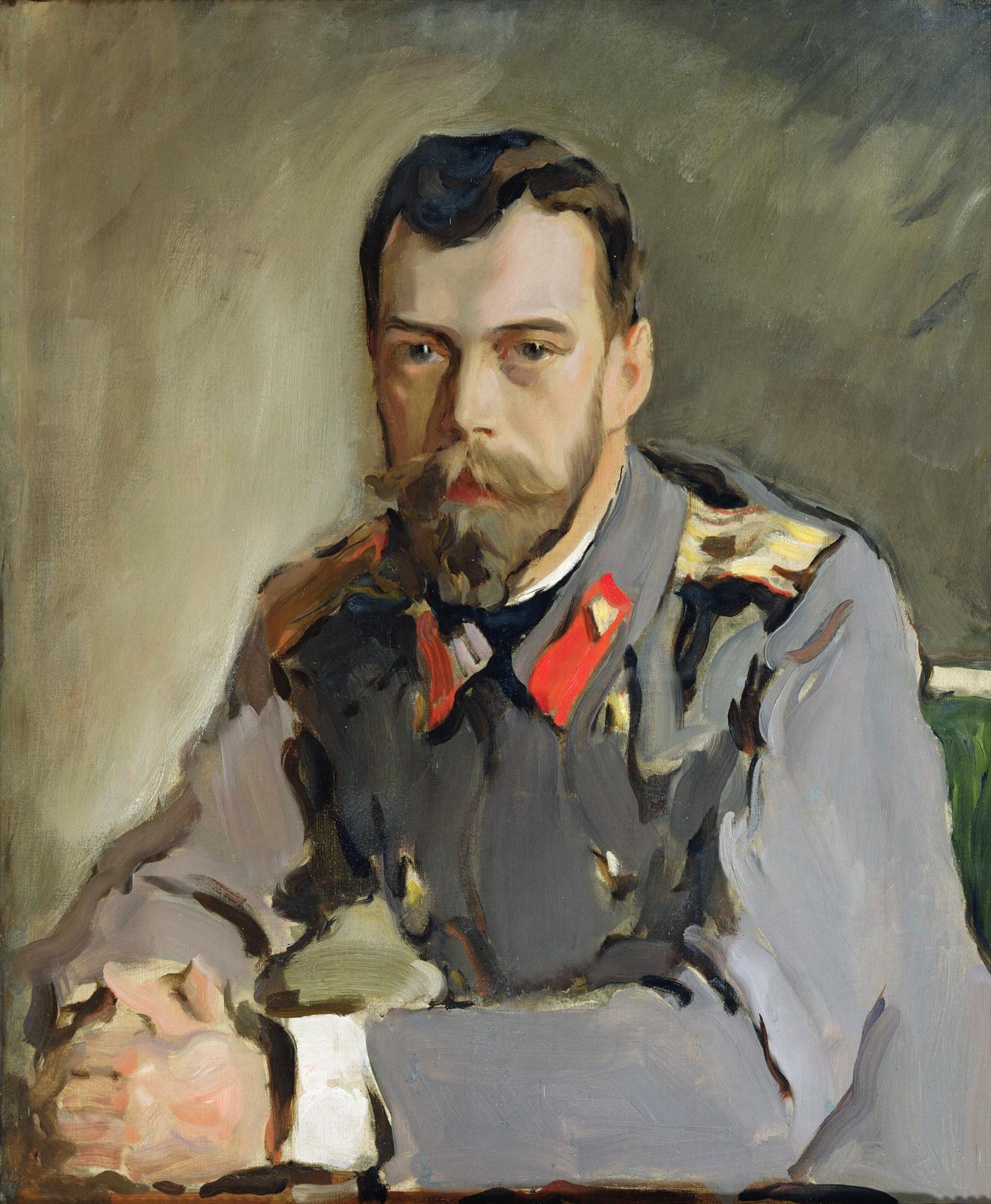 Император Николай II — гордость России