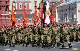 Парад Победы пройдет 24 июня, марш