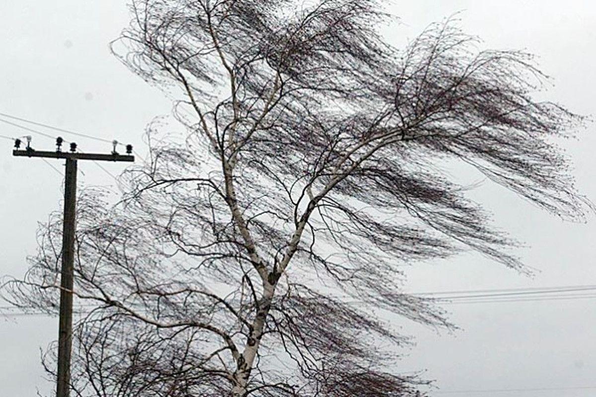Непогода ожидается 18 апреля в Забайкалье