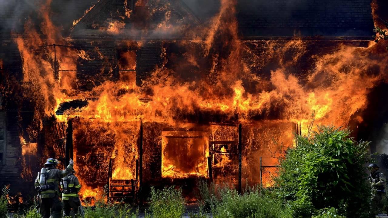 СУСК отреагировал на сообщения СМИ о сгоревших домах