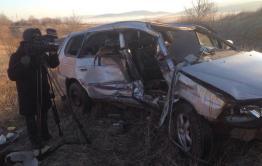 В ДТП с 4 машинами на Черновских пострадали трое, среди них - подросток