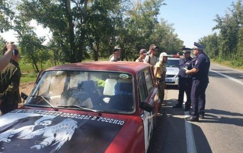 Гаишники из Бурятии на штрафстоянку забрали «Жигули» у псевдошамана Габышева
