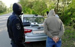 Полиция задержала крупную партию героина в Чите — около 2 тысяч доз