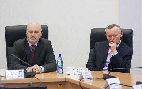 Ильковский и Гениатулин посетят инаугурацию Осипова, Ждановой не будет