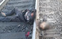 Полиция устанавливает личность человека, которому поездом отрезало голову на ст. Антипиха