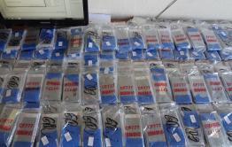Жителей Забайкалья поймали на контрабанде сотовых телефонов — при обысках у них нашли почти 3 тысячи телефонов на 35 млн р.