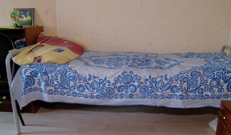 В жилом доме в Краснокаменске устроили хоспис