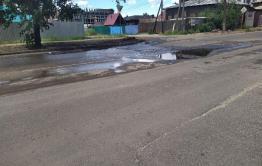 Аварию на канализационных колодцах устранили в центре Читы
