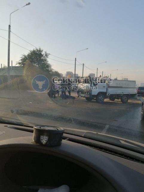 ДТП с участием нескольких машин произошло в Каштаке. В соцсетях сообщают о пострадавших