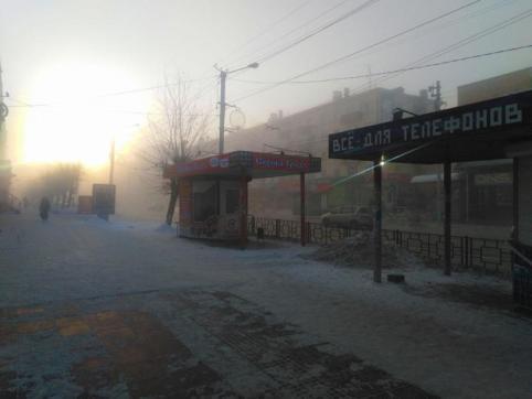 Весна в Забайкалье начнётся с морозной погоды