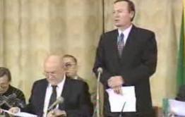 Посещавший Забайкалье в конце 90-х и начале 00-х экс-мэр Москвы Юрий Лужков скончался